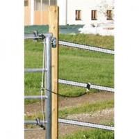 Objímka pre stĺpiky 40 - 60 mm, matica 6 mm