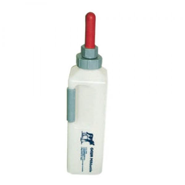 Fľaša - plastová 3 l s cumľom pre teľatá