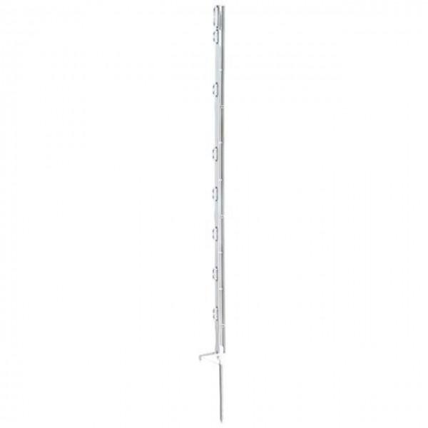 Tyč ECO 90, plast 7 úchytov, 90cm (celková 105 cm)