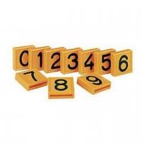 opasky a čísla